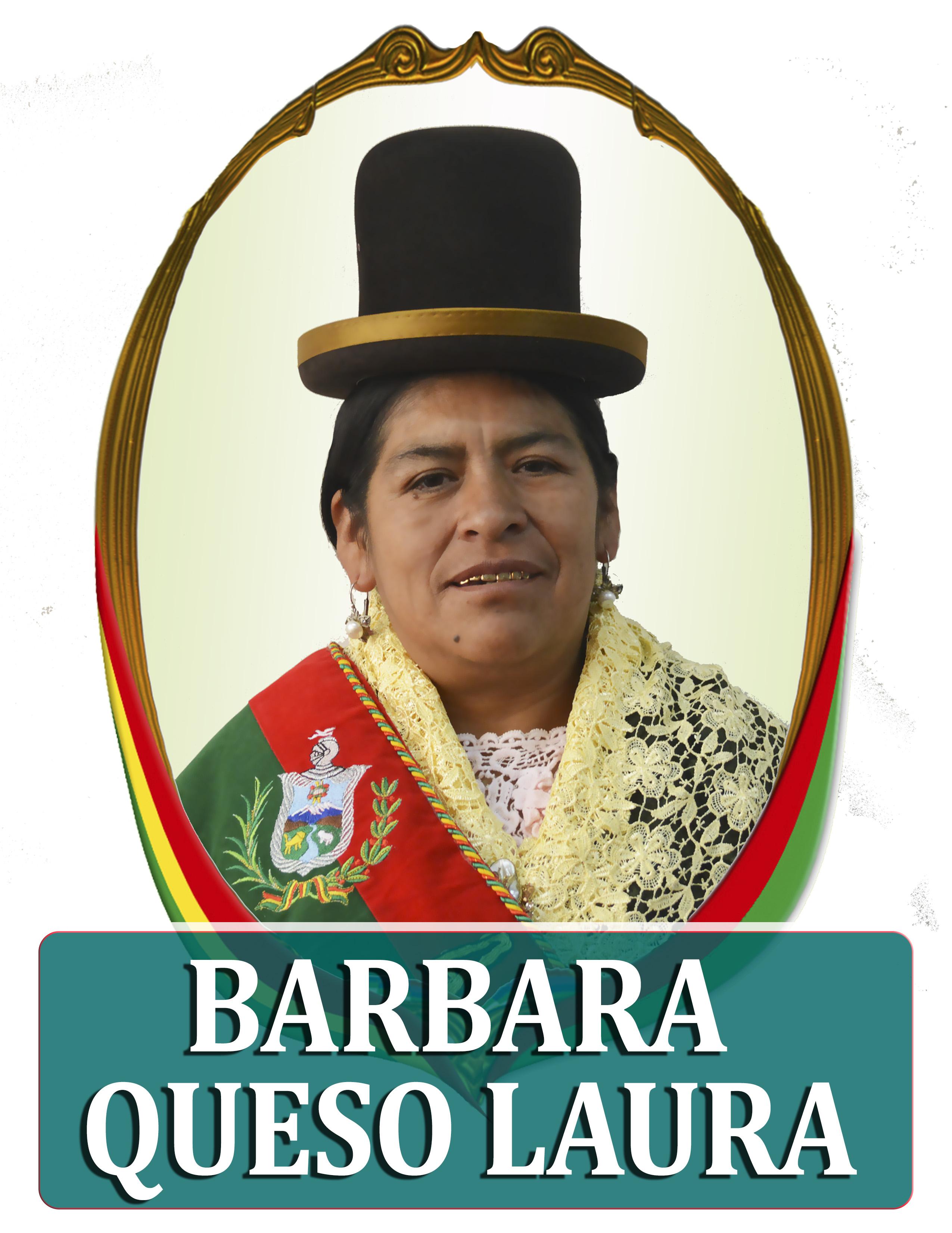 BARBARA QUESO LAURA