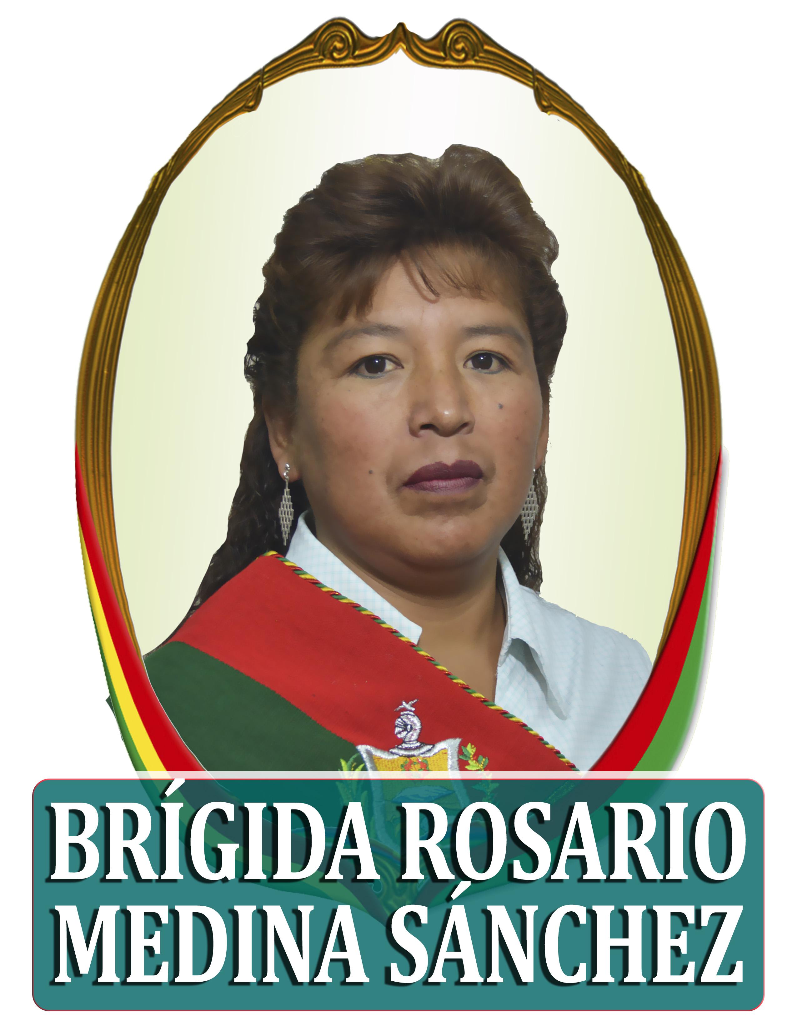 BRIGIDA ROSARIO MEDINA SANCHES