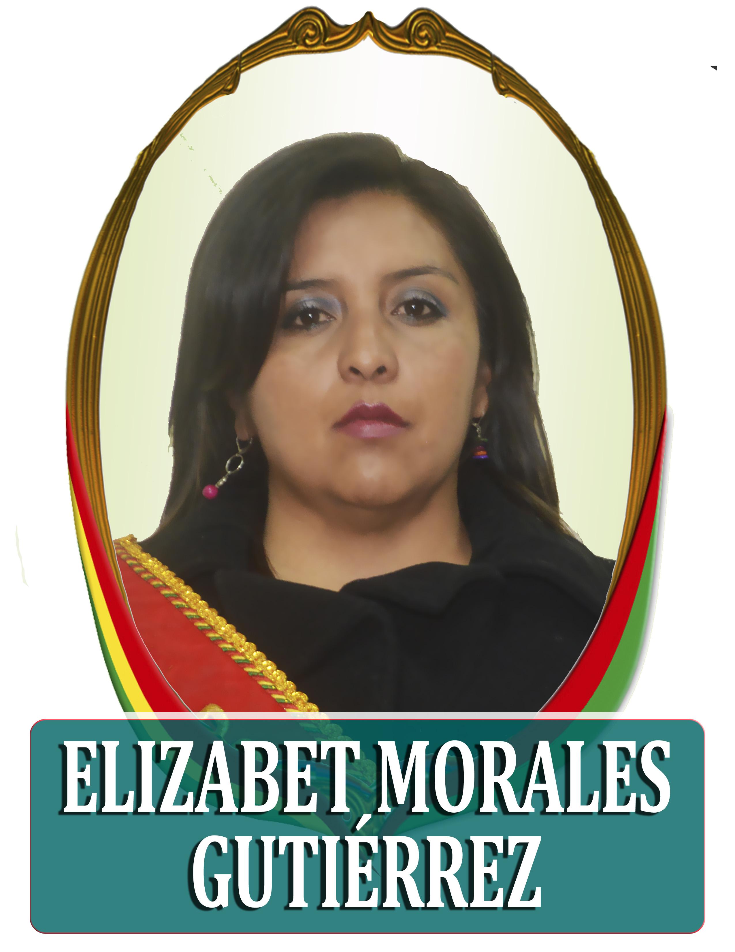 ELIZABETH MORALES GUTIERREZ