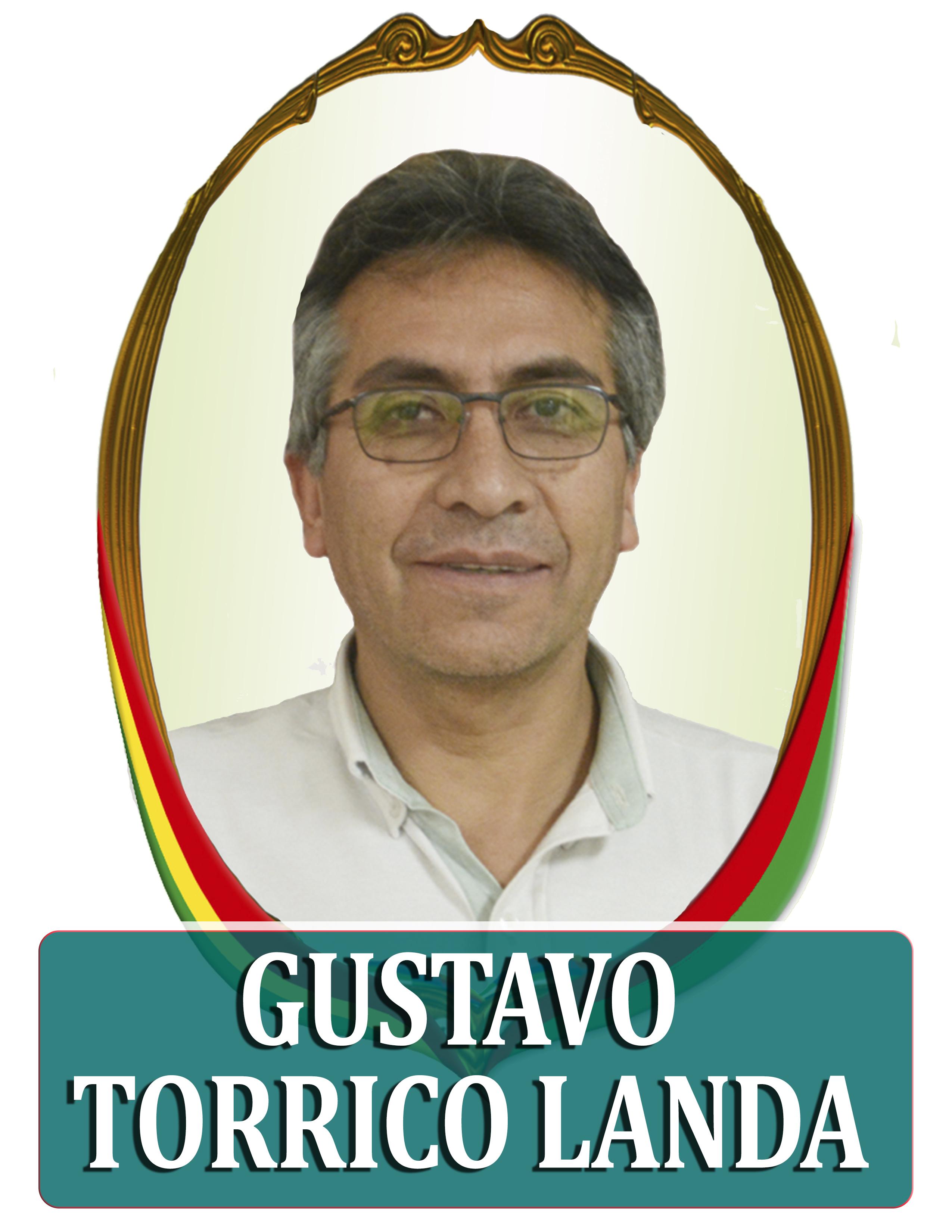 GUSTAVO TORRICO LANDA