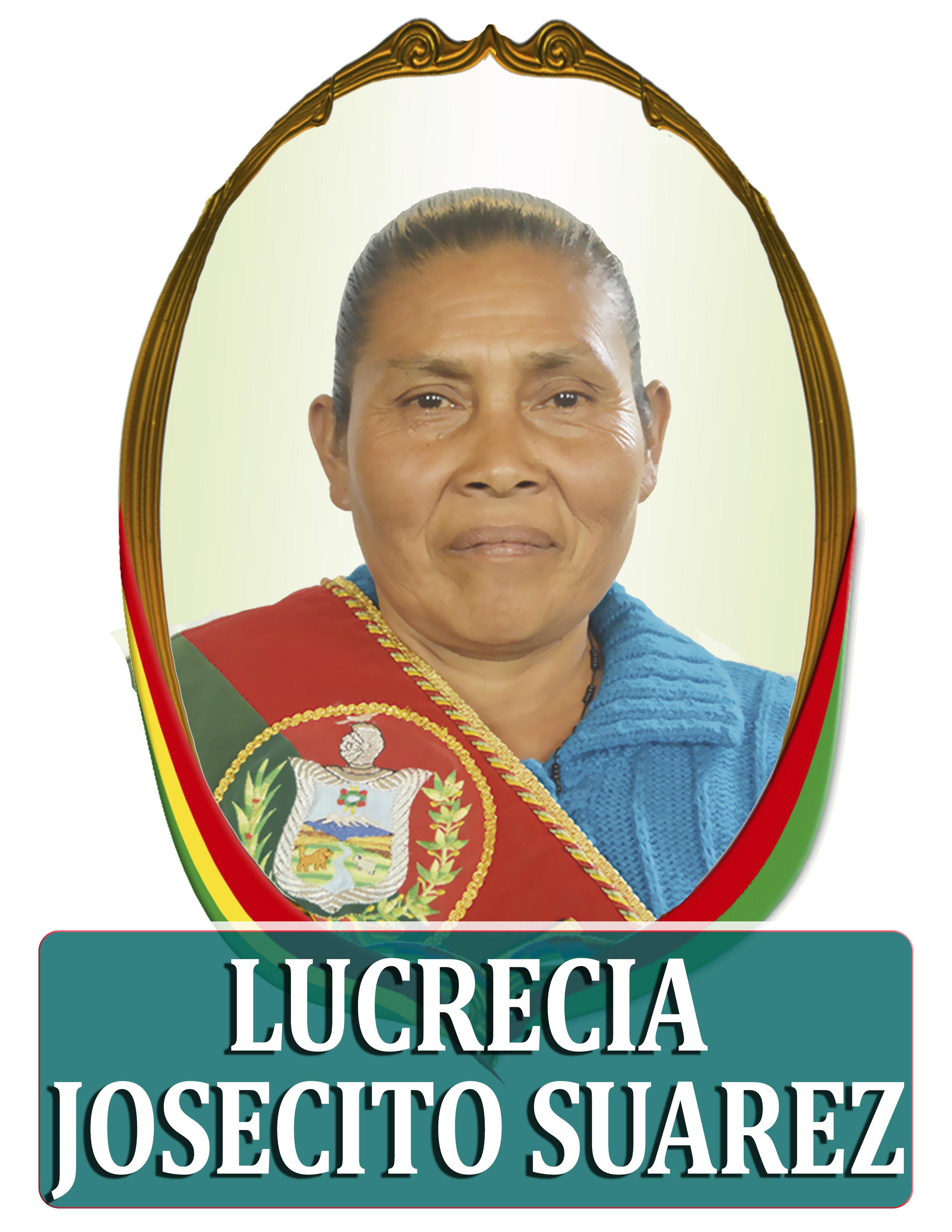 LUCRECIA JOSECITO SUAREZ
