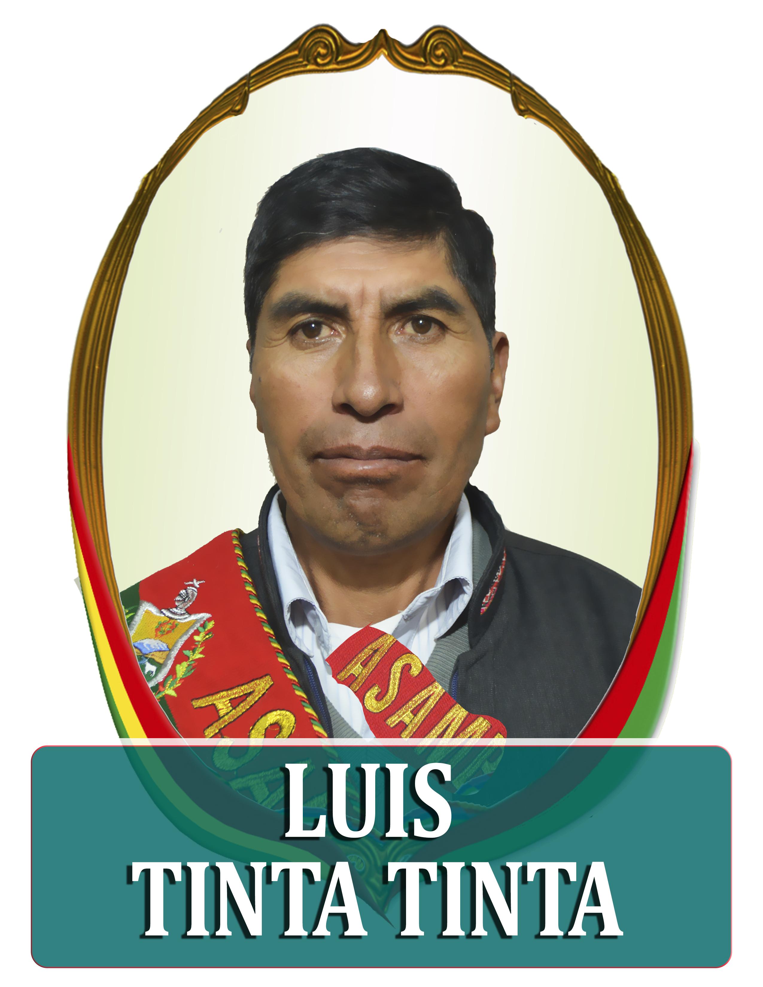 LUIS TINTA TINTA