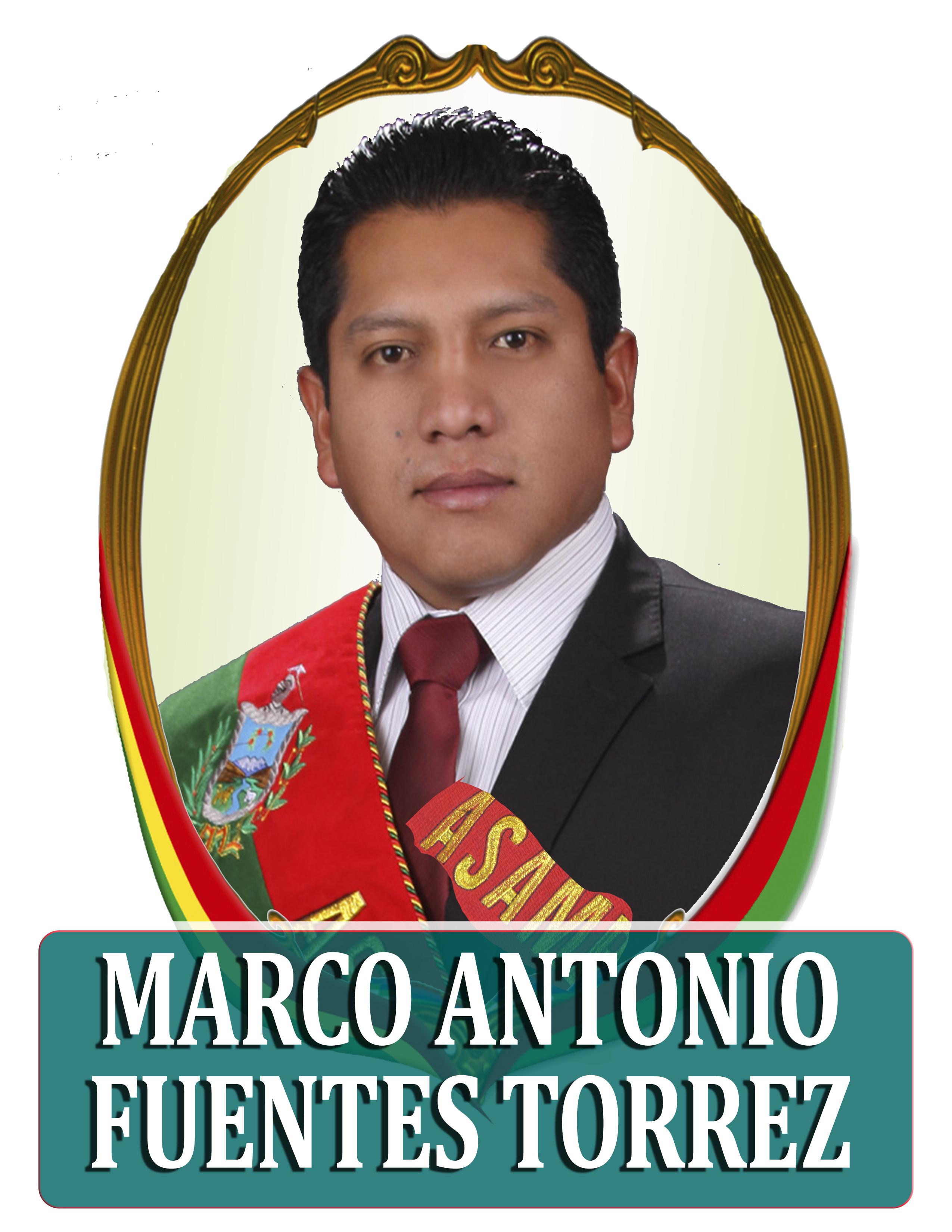 MARCO ANTONIO FUENTES TORRES