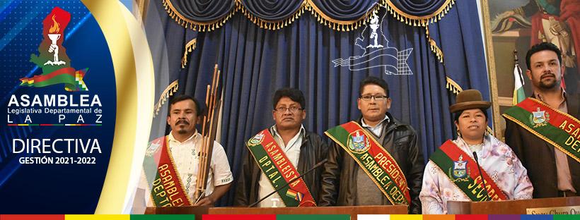 Asamblea Legislativa Departamental de La Paz